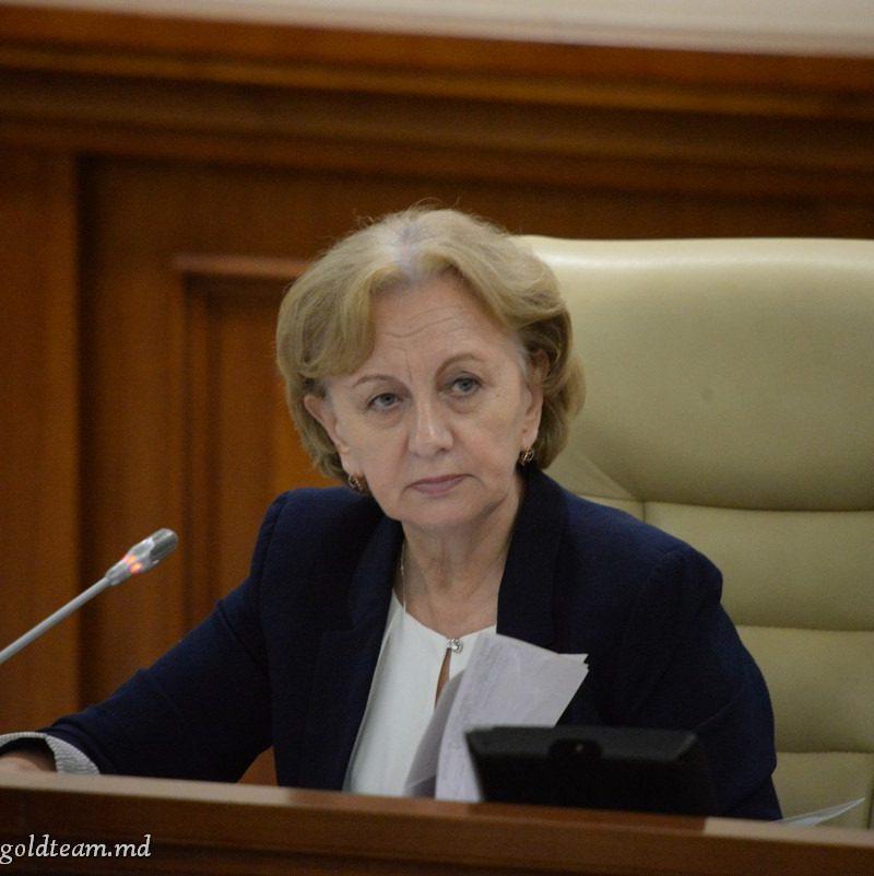 Председатель парламента провела специальное рабочее заседание по текущей ситуации в финансово-банковской системе страны