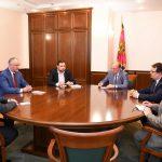 Додон провел совместную встречу с послами России и ЕС и временным поверенным в делах США (ФОТО, ВИДЕО)