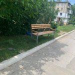 В Кишиневе стараниями социалистов установлены еще 20 новых скамеек