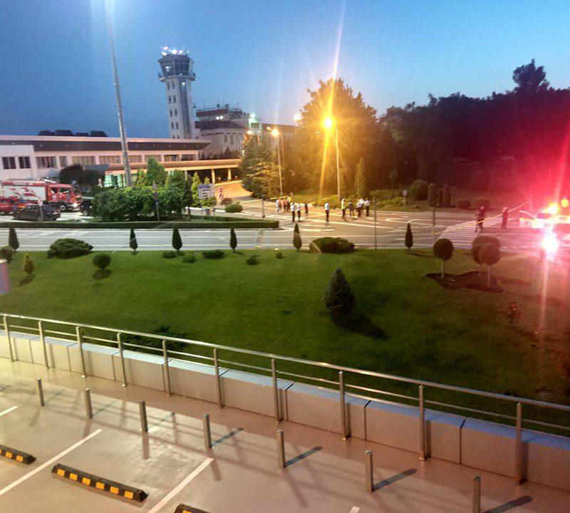 Звонок о бомбе в аэропорту поступил из Кот-д'Ивуара. Что говорят в Пограничной полиции?