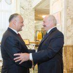 Игорь Додон встретился с Александром Лукашенко: о чем говорили президенты (ФОТО, ВИДЕО)