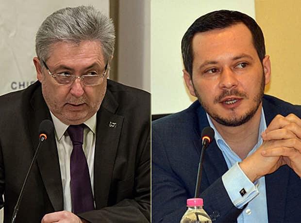 Мунсовет выразил вотум недоверия Руслану Кодряну и Нистору Грозаву (ФОТО)