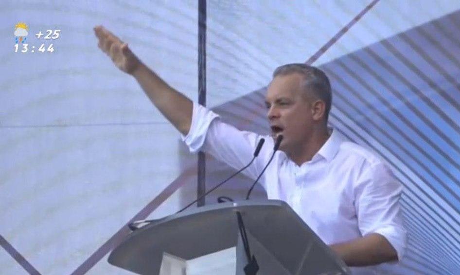 Демократическая партия Молдовы приобрела фашистские черты