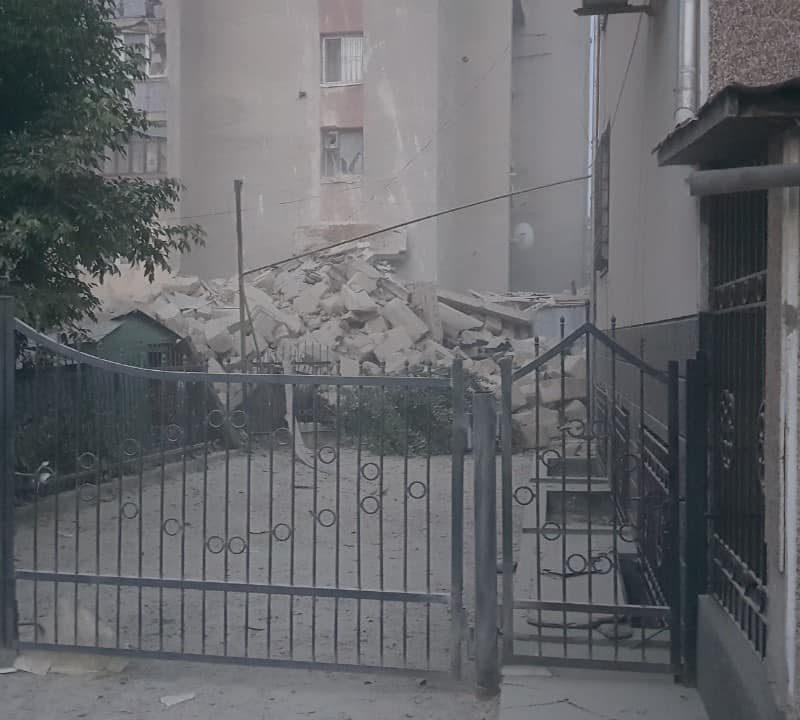 Додон о ЧП в Атаках: Скорее всего, дом будет полностью снесен (ВИДЕО)
