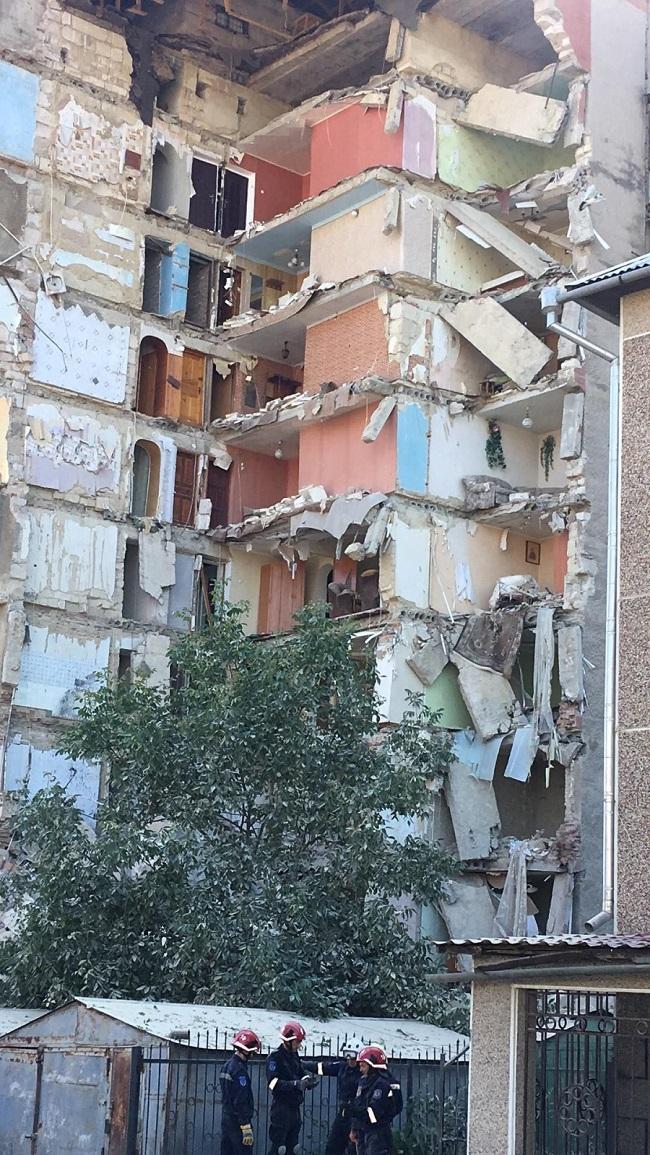 По факту обрушения дома в Атаках возбуждено уголовное дело
