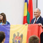 Президент пообещал присвоить высокие госнаграды молдавским спортсменам, которые получат медали на Европейских играх в Минске (ФОТО, ВИДЕО)