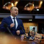 Влад Батрынча избран вице-председателем самой влиятельной группы в ПАСЕ