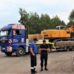 В Атаки доставлена спецтехника для сноса аварийного дома (ФОТО, ВИДЕО)