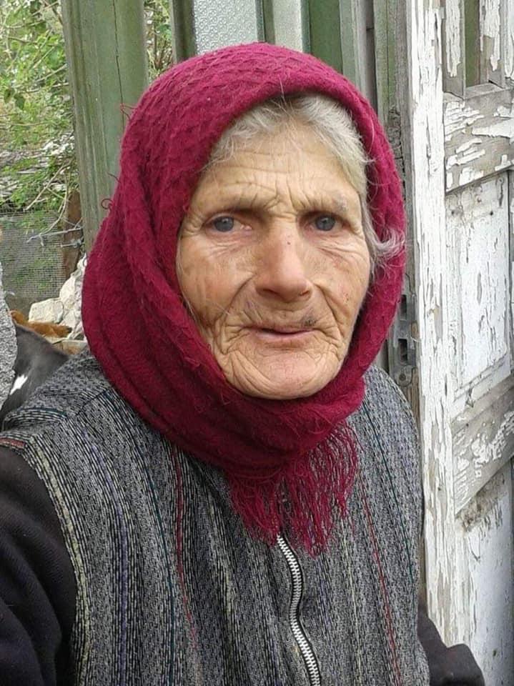 Родные просят помощи в поиске 87-летней старушки