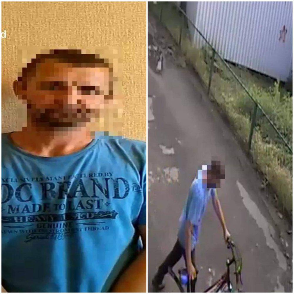 В столице вор-рецидивист попался на краже велосипеда (ВИДЕО)