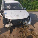 ДТП на трассе: водитель госпитализирован в тяжелом состоянии