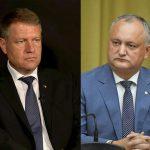 Додон провел телефонный разговор с Йоханнисом и повторно пригласил его совершить официальный визит в Молдову