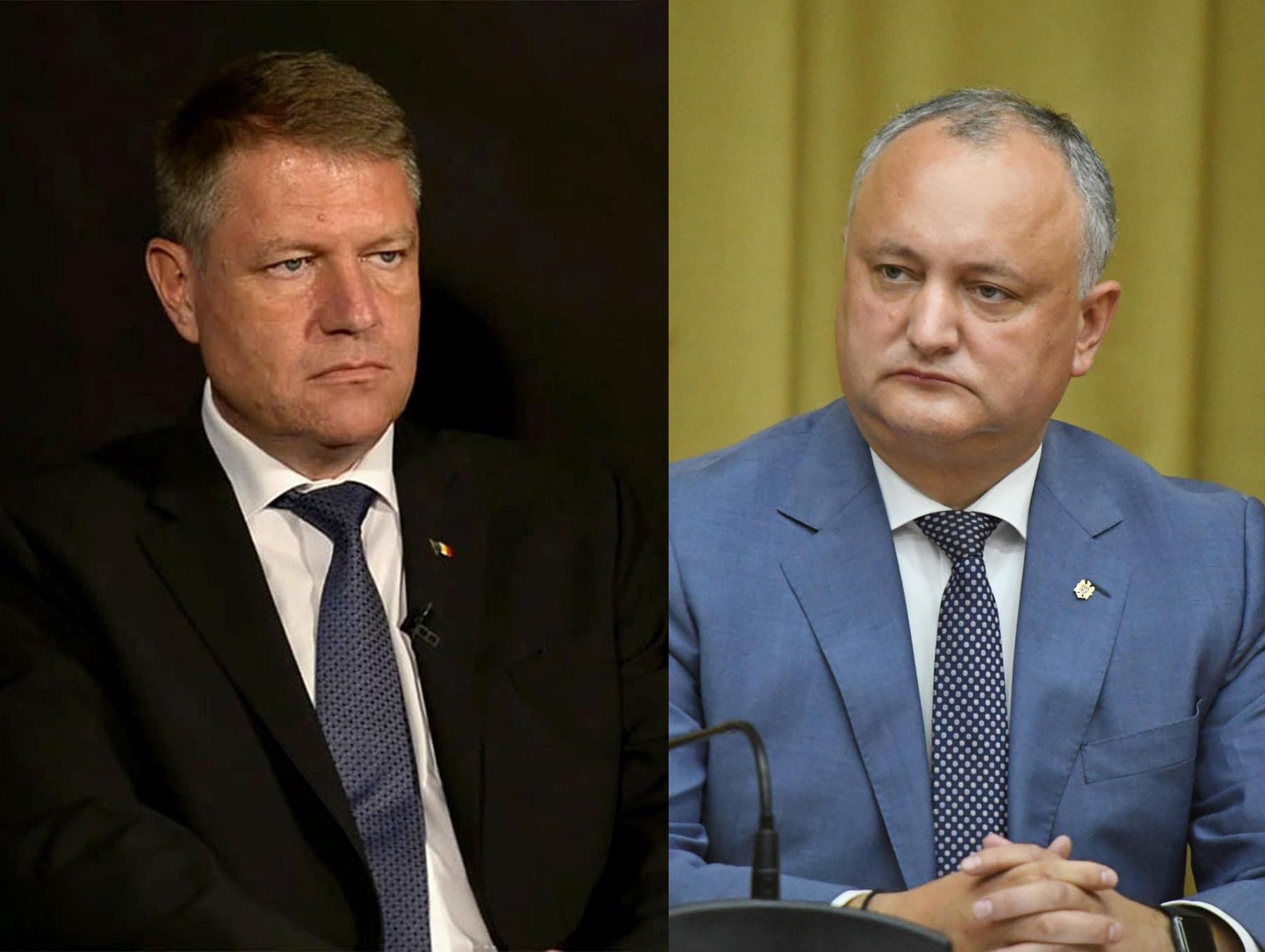Додон по телефону пригласил Йоханниса совершить официальный визит в Молдову