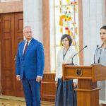 Новый министр юстиции принесла присягу (ФОТО, ВИДЕО)