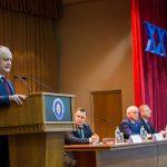 Президент представил коллективу Службы и информации и безопасности ее новое руководство (ФОТО, ВИДЕО)