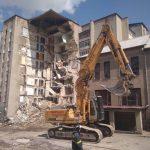 ГИЧС рассказал, как протекают работы по сносу рухнувшего дома в Атаках (ФОТО, ВИДЕО)