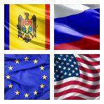 Сегодня в Молдову прибывают важные чиновники из России, ЕС и США