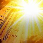 Дожди прошли, возвращается жара: столбики термометров вновь покажут за +30 градусов