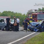 Жуткое ДТП в Комрате: машины превратились в хлам (ФОТО, ВИДЕО)