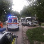 Трагедия в Единецком районе: рейсовый автобус насмерть сбил женщину