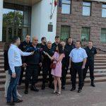 Шестеро полицейских, уволенные за поддержку нового правительства, были восстановлены в должностях