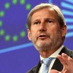 Сегодня в Кишинёв прибывает еврокомиссар Йоханнес Хан