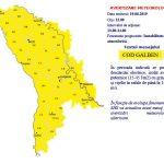 """""""Жёлтый код"""": в некоторых районах ожидаются дожди с градом"""