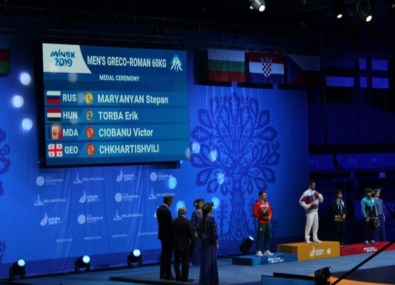 """В """"копилке"""" молдавской сборной – еще одна медаль"""