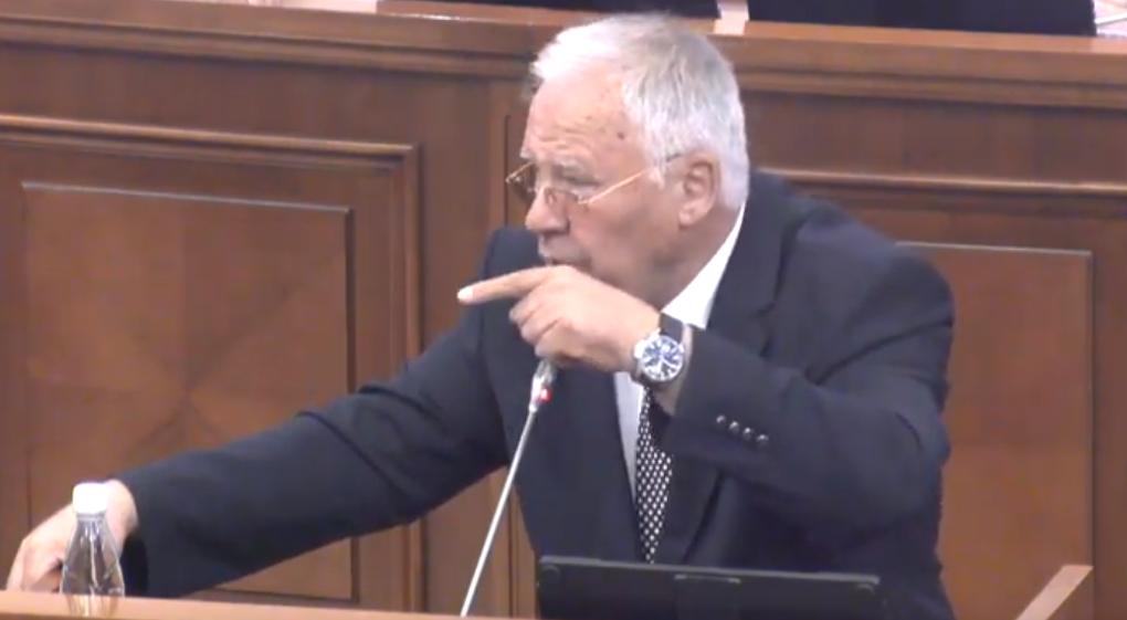 Дьяков стал новым председателем фракции ДПМ в парламенте