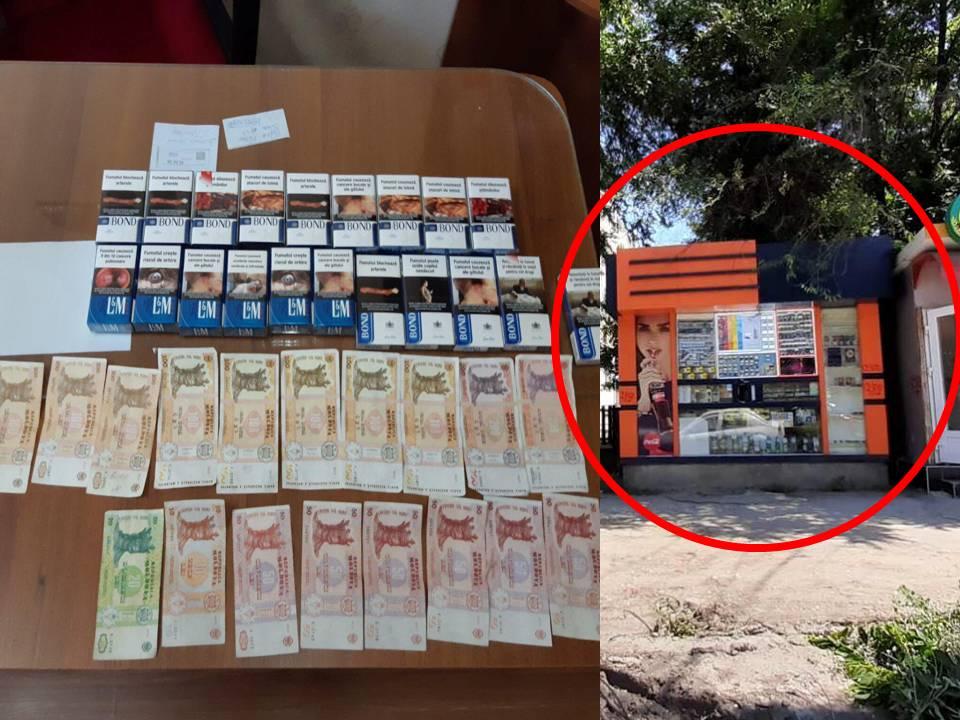 В столице задержали двух подростков, ограбивших киоск (ВИДЕО)