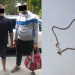 Сорвали с шеи прохожего золотую цепочку и скрылись: двоих нарушителей задержала полиция (ВИДЕО)