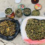 Наркотики на 200 тысяч леев изъяли полицейские в секторе Ботаника (ВИДЕО)