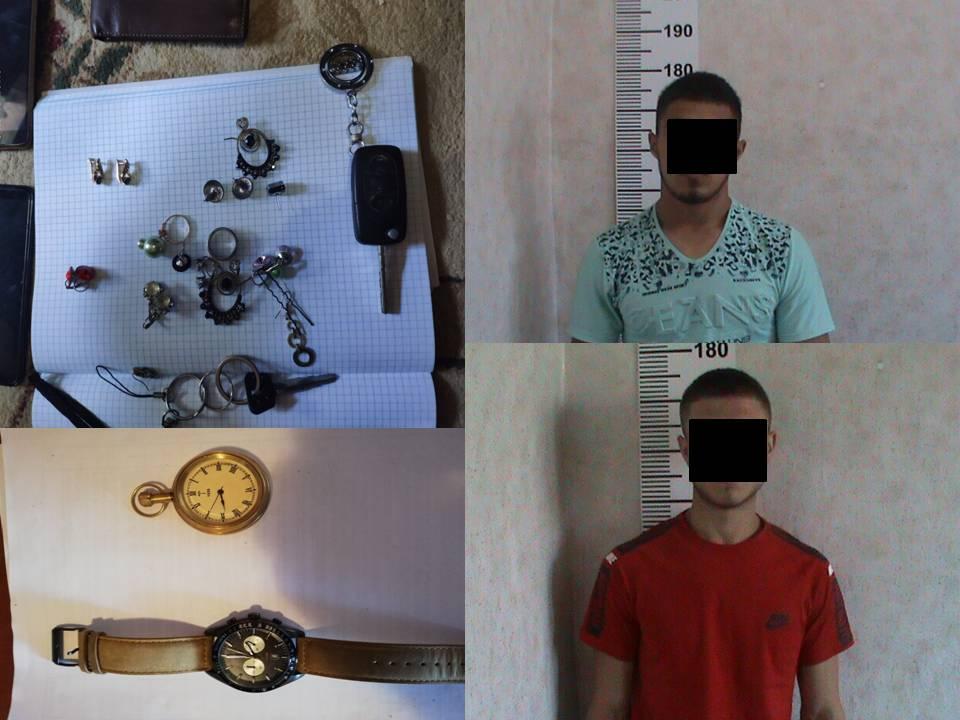 Рецидивисты обокрали жительницу Яловен почти на полмиллиона: им грозит внушительный срок (ВИДЕО)