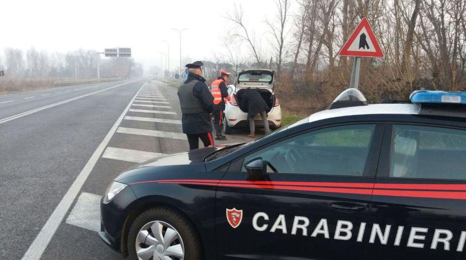 Молдаванин попытался дать взятку карабинерам в Италии и был арестован