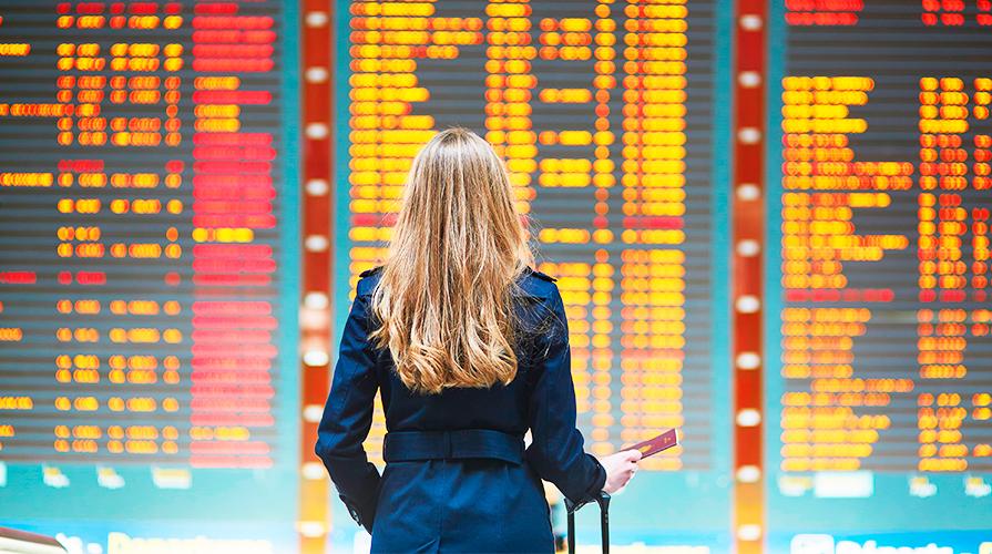 В Air Moldova составили расписание полётов на зимний сезон