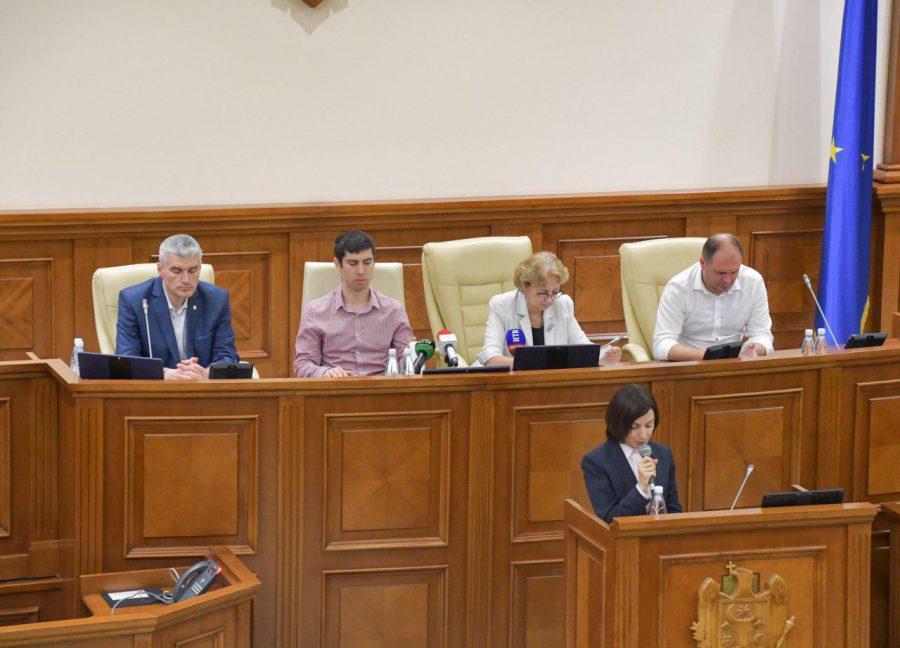 Молдавские соотечественники в России поддерживают новую власть в Молдове