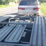 Румынские пограничники задержали молдаванина с несоответствующими документами на авто