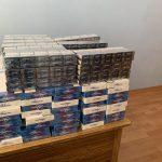 Более 37 тысяч незадекларированных сигарет изъяли таможенники за два дня (ФОТО)