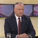 """Додон: Молдова может стать примером для сотрудничества между большими политическими """"игроками"""" и в других регионах (ВИДЕО)"""