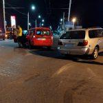 Невнимательный тираспольчанин нарушил ПДД и спровоцировал аварию (ФОТО)
