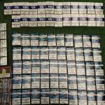 Пограничники задержали партии контрабандных сигарет на севере страны (ФОТО)