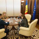 Спикер провела встречу с послом Германии в Молдове (ВИДЕО)