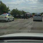 Серьёзное ДТП в Сынжерейском районе: автомобиль влетел в дерево