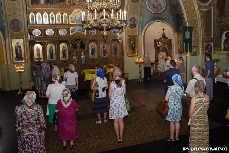 Православные христиане отмечают сегодня праздник Святых Петра и Павла