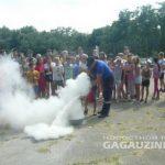 В гагаузских детских лагерях проводят учения по гражданской защите (ФОТО)