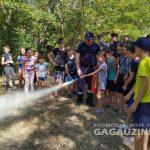 За неделю спасатели из Гагаузии провели инструктаж в пяти детских лагерях отдыха (ФОТО)