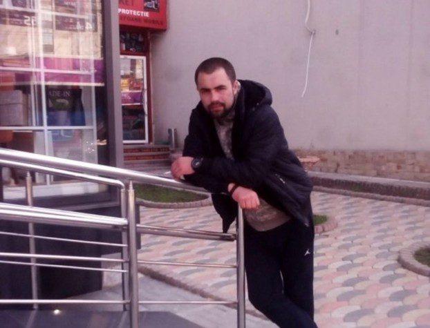 Полиция просит помощи граждан в поиске вора