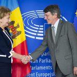 Зинаида Гречаный встретилась с председателем Европарламента