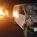 Смертельная авария на трассе: мотоциклист погиб на месте