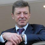 Дмитрий Козак поздравил Ирину Влах с победой
